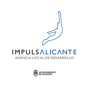 impulsa alicante logotipo
